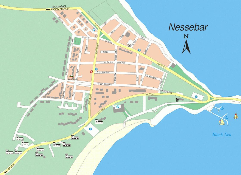 Neszebár Újváros