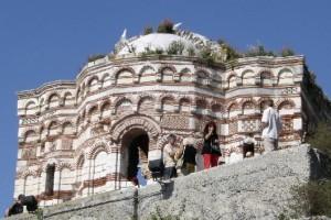 Aleiturgétosz Szent János templom