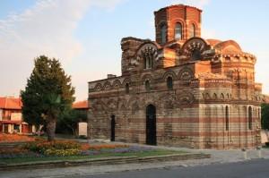 Pantokrator templom